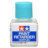Acrylic Paint Retarder (40ml Bottle) (12/Bx) Tamiya