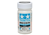 Diorama Texture Snow Effect Paint (100ml Bottle) Tamiya