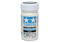 Diorama Texture Powder Snow Effect Paint (100ml Bottle) Tamiya