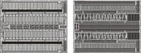 B-17E/F Landing Flaps for HKM 1/32 Eduard
