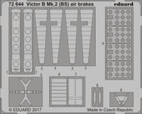Victor B Mk 2 (BS) Air Brakes for ARX 1/72 Eduard