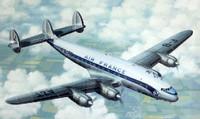 Air France L-749 Constellation Passenger Airliner 1/72 Heller