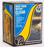 Deep Pour Water- Clear Woodland Scenics