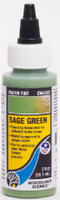 Water Tint- Sage Green (2 fl.oz.) Woodland Scenics
