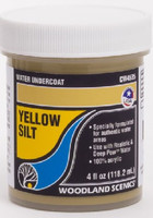 Water Undercoat - Yellow Silt (4 fl.oz.) Woodland Scenics