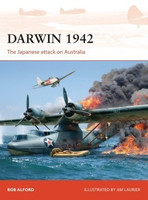 Campaign: Darwin 1942 The Japanese Attack on Australia Osprey Books