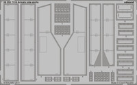 T-14 Armata Side Skirts for ZVE 1/35 Eduard