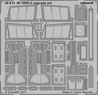 Bf 109G-2 Upgrade Set for EDU 1/48 Eduard