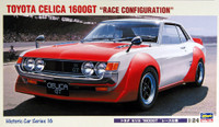 Toyota Celica 1600GT Race Configuration Car 1/24 Hasegawa