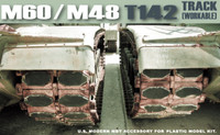 M48/M60 Late T142 Tracks 1/35 AFV Club