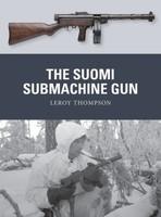 Weapon: Suomi Submachine Gun Osprey Publishing