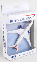"British Airways B787 (5"" Wingspan) (Die Cast) Realtoy International"