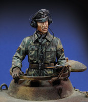WWII German Panzer Tanker Member (Resin) 1/35 Royal Model