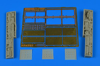 F/A-18 Hornet Electronic Bay For KIN 1/48 Aires Hobby