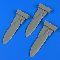 Fw 190D9 Propeller for HSG 1/32 Quickboost