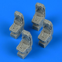 Kamov Ka27 Helix Seats w/Safety Belts for ZVE 1/72 Quickboost