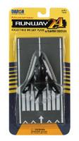 F-117 Nighthawk USAF Military Plane Runway 24
