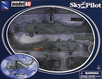 SH-60 Sea Hawk Helicopter (Die Cast Kit) 1/60 New Ray