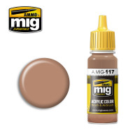 Warm Skin Tone Acrylic Paint AMMO of Mig Jimenez