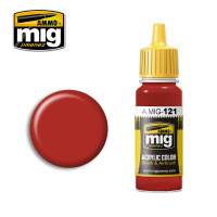 Blood Red Acrylic Paint AMMO of Mig Jimenez