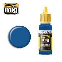 Marine Blue Acrylic Paint AMMO of Mig Jimenez