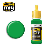 Lime Green Acrylic Paint AMMO of Mig Jimenez