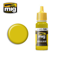 Gold Yellow Acrylic Paint AMMO of Mig Jimenez