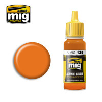 Orange Acrylic Paint AMMO of Mig Jimenez