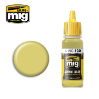 Faded Yellow Acrylic Paint AMMO of Mig Jimenez