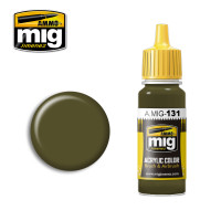 Real IDF Sinai Grey 82 Acrylic Paint AMMO of Mig Jimenez