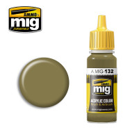 Real IDF Sand Grey 73 Acrylic Paint AMMO of Mig Jimenez