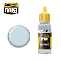 RLM 65 Hellblau Acrylic Paint AMMO of Mig Jimenez