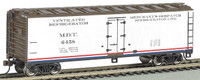 40' Wood Reefer Merchant's Despatch N Scale Bachmann