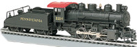 USRA 0-6-0 Steam Locomotive w/Smoke & Slope Tender Pennsylvania #3234 HO Scale Bachmann