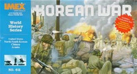 US North/South Korean & Chinese Army Korean War Figure Set 1/72 Imex Models