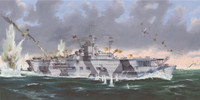 German DKM Graf Zeppelin Aircraft Carrier 1/350 Trumpeter