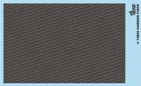 Carbon Fiber Sheet 1/24-1/25 Gofer Racing Decals