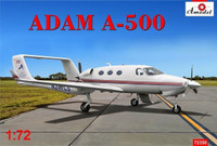 Adam A500 US Civilian Aircraft 1/72 A-Model