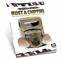 Rust & Chipping Techniques Book Vallejo