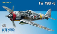 Fw 190F-8 Fighter (Wkd Edition Plastic Kit) 1/72 Eduard