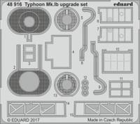 Typhoon Mk Ib Upgrade Set for EDU 1/48 Eduard