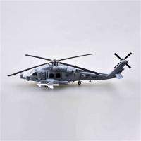 HH-60H Late Shyhawk AC617 of HS7 Dusty Dogs Board USS Harry S Truman (Built Up Plastic) 1/72 Easy Model
