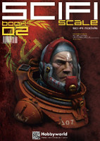 SCIFI Scale Book Vol.2 Sci-Fi Models Hobbyworld