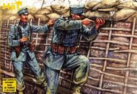 WWI Austrian Infantry (48) 1/72 Hat