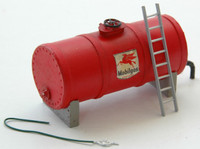 Custom 1,500 Gallon Fuel Tank Kit Mobil Gas HO Scale JL Innovative Design