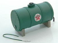 Custom 2,000 Gallon Fuel Tank Kit Texaco HO Scale JL Innovative Design