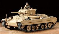 British Mk III Valentine Mk II/IV Infantry Tank 1/35 Tamiya Models