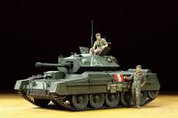 British Mk VI/Mk III Crusader Cruiser Tank 1/35 Tamiya