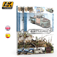 Extreme 2: Weathered Vehicles/Reality Book AK Interactive