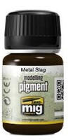 Metal Slag Pigment Powder Ammo of Mig Jimenez